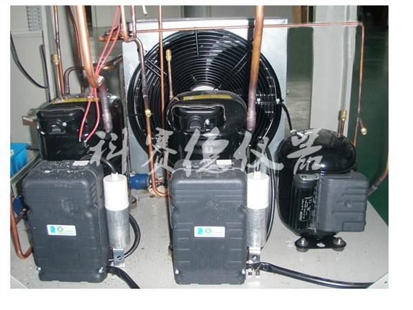 恒温恒湿试验箱压缩机制冷系统