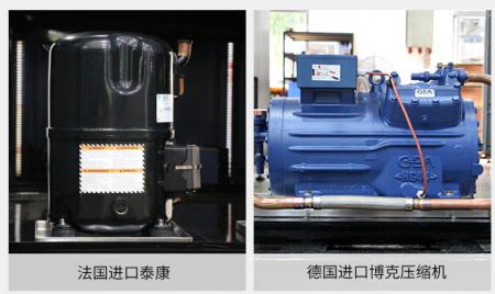 冷热冲击试验箱的压缩机